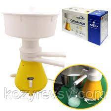 """Сепаратор электрический  бытовой """" Ротор """" 100 вт.,55 л.молока в час продам постоянно оптом и в розницу."""