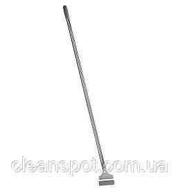 Скребок металевий BEST з ручкою 120 див. 8557