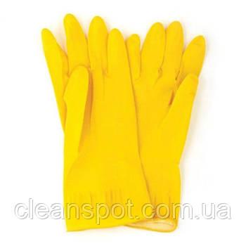 Перчатки универсальные латексные L,  OPTIMUM. 17201300