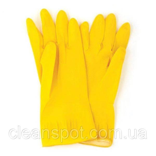 Латексні рукавички універсальні S, OPTIMUM. 17201250