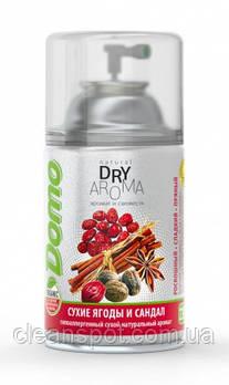 """Баллончики очистители воздуха Dry Aroma natural """"Сухие ягоды и сандал""""  XD10205"""
