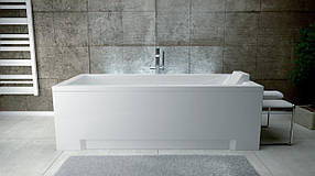 Акриловая ванна MODERN 120х70 Besco PMD Piramida
