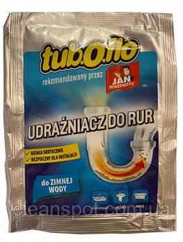 Средство для очистки труб tub.O.flo, для холодной воды 60 гр. TOF60