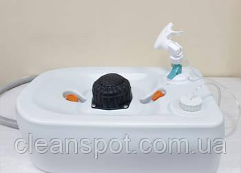 Портативный (автономный) прибор для обмывания ног или обуви. CHH-7710.
