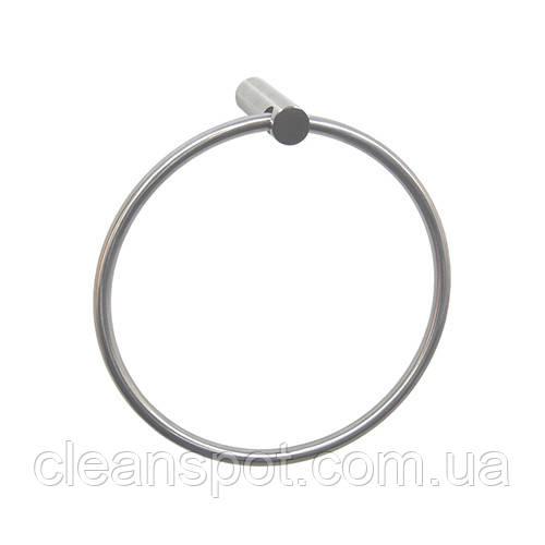 Держатель полотенец металлический круглый MEDINOX.  AI0110CS
