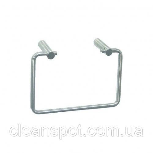 Держатель полотенец металлический квадратный MEDINOX.  AI0090C