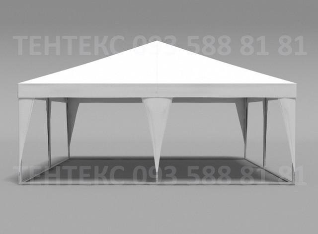 прокат белого шатра киев