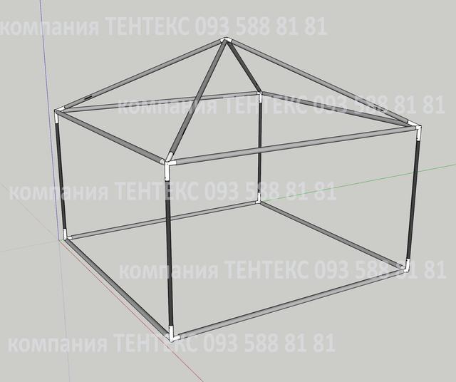 аренда шатров 4х4 киев