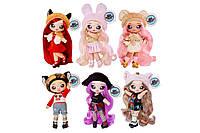 Кукла На На На сюрприз Конфети Na! Na! Na! Surprise 2-in-1 Fashion Doll & Plush Pom MGA, фото 1
