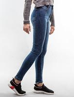 """Женские джинсы-американка голубые """"The Bark"""", фото 1"""