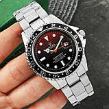 Rolex Submariner 6478 Silver-Red-Black, фото 6