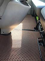 Range Rover III L322 2002-2012 гг. Полиуретановые коврики (EVA, кирпичные)