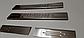 Накладки на пороги Ford Fusion (2002-2013), фото 2