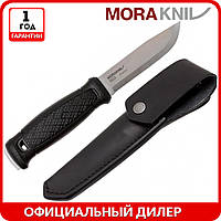 Нож Morakniv Garberg | туристический нож mora | мора гарберг | black  Sandvik 58-60HRC 12635