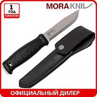 Ніж Morakniv Garberg   туристичний ніж mora   мора гарберг   black Sandvik 58-60 HRC 12635