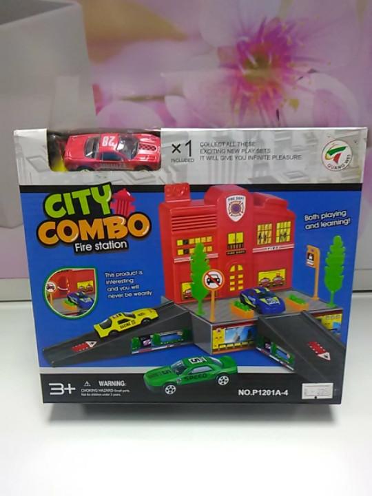 Паркинг CITY COMBO