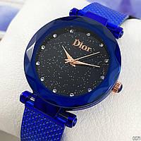 Dior Blue Diamonds