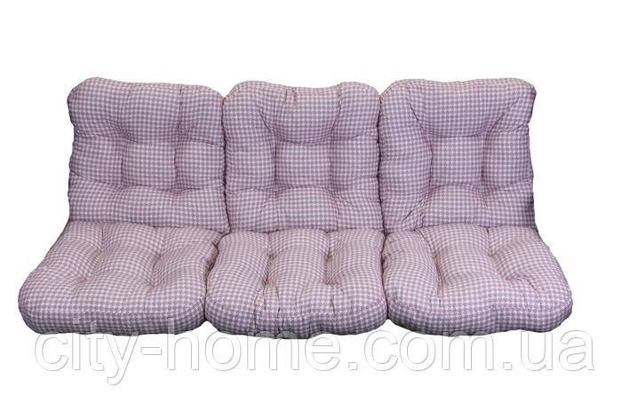 Комплект подушек для садовой качели 180 см (030), фото 2