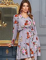 Женское цветочное платье (Лолита jd), фото 2
