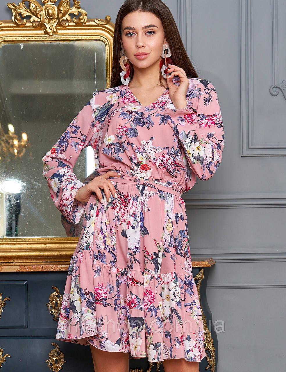 Женское цветочное платье (Лолита jd)