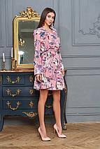 Женское цветочное платье (Лолита jd), фото 3