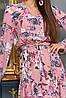 Женское цветочное платье (Лолита jd), фото 6