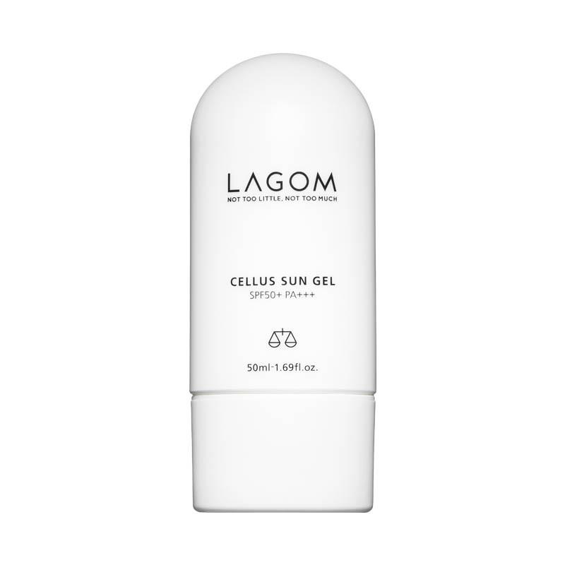Солнцезащитный гель LAGOM Cellus Sun Gel SPF 50+ PA+++  50мл