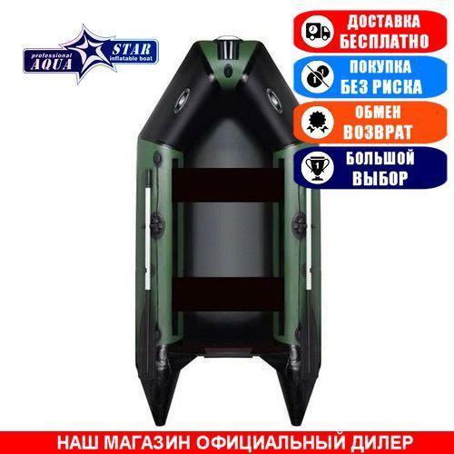 Лодка AquaStar D-310. Моторная; 3,10м, 3мест. 900/900ПВХ, Без настил; Надувная лодка ПВХ АкваСтар Д-310;