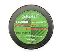 Усиленные патроны flobert Sellier & Bellot (4mm)