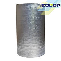 IZOLON AIR 8 мм, фольгированный самоклеящийся, 1 м
