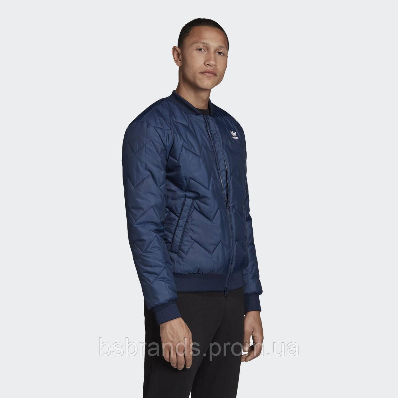 Мужская стеганая куртка adidas SST FL0018