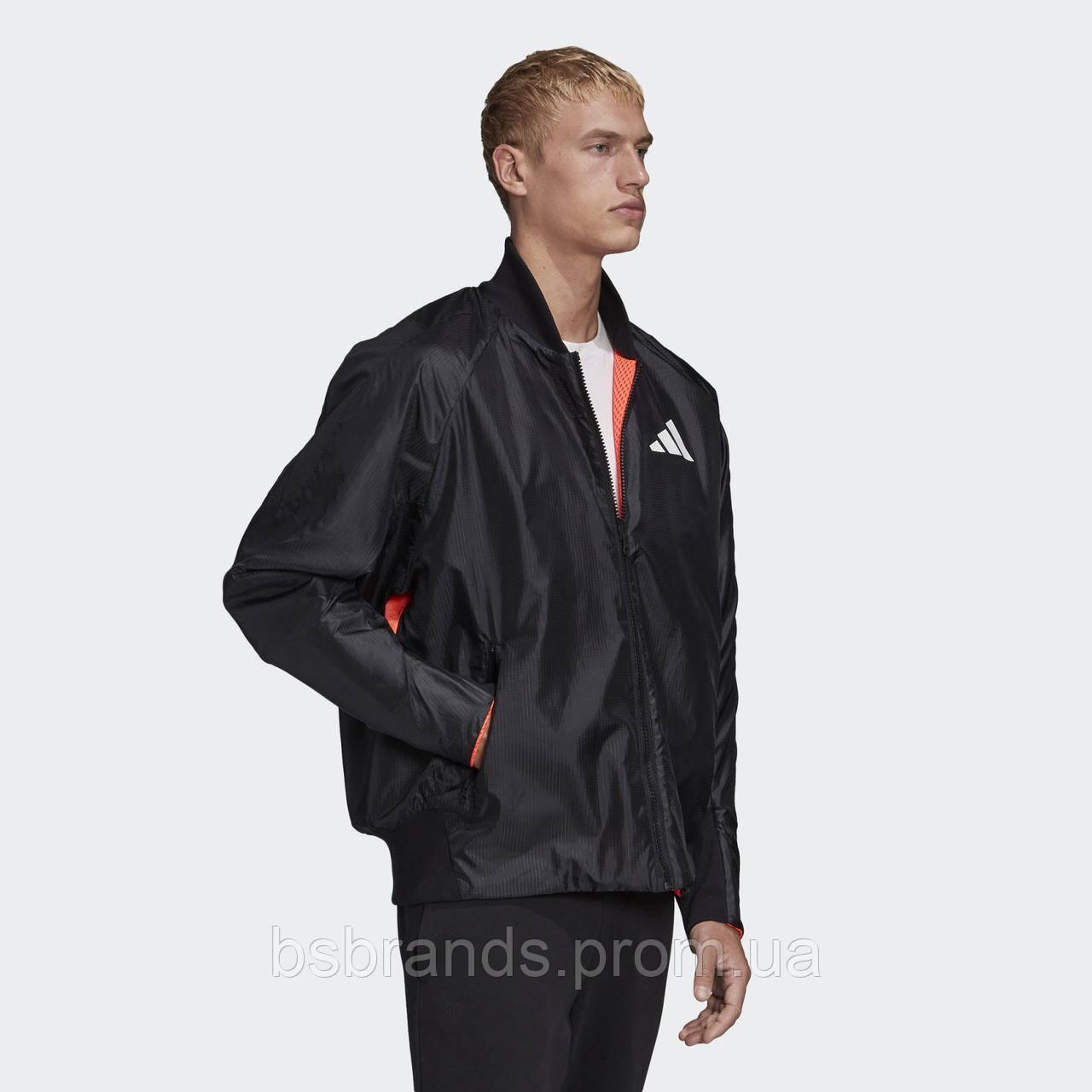 Мужской бомбер adidas оверсайз VRCT FK0976 (2020/1)