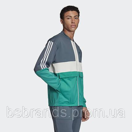 Чоловічий бомбер adidas ID GG6839 (2020/1), фото 2