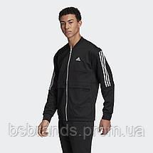 Мужской бомбер adidas ID GG6837 (2020/1), фото 3