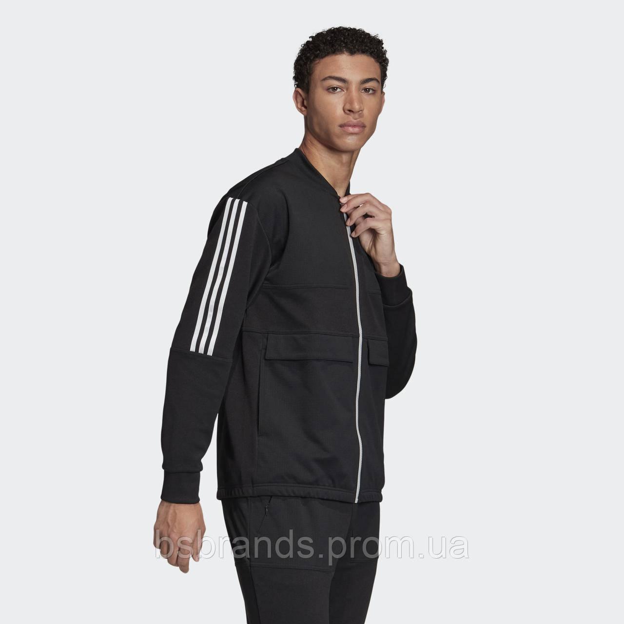 Мужской бомбер adidas ID GG6837 (2020/1)
