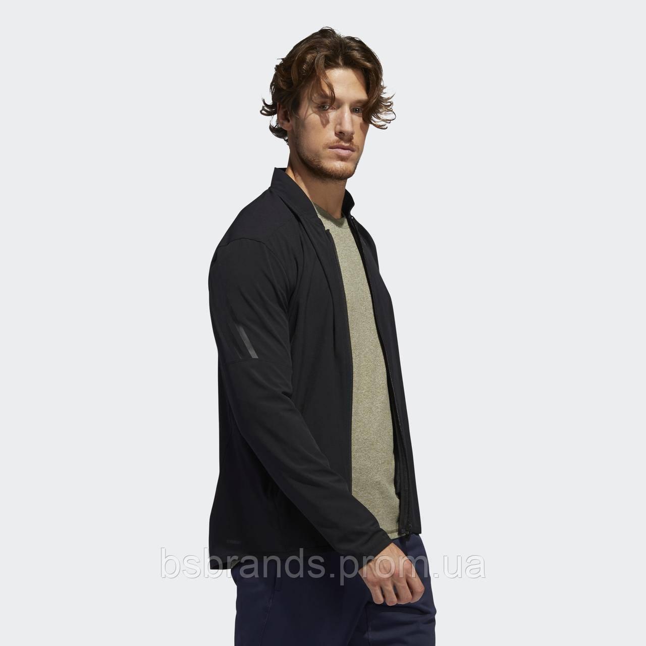 Мужская куртка adidas для фитнеса 3-Stripes FJ6138 (2020/1)
