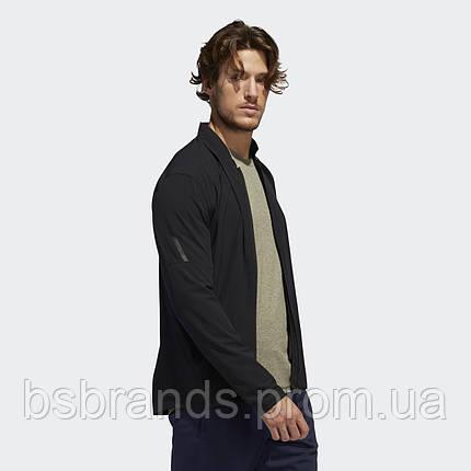 Мужская куртка adidas для фитнеса 3-Stripes FJ6138 (2020/1), фото 2