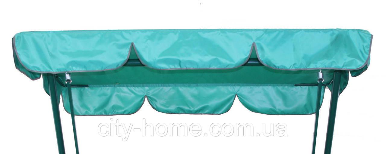 Тент для садовых качелей 203 х 160 см без москитной сетки (007)