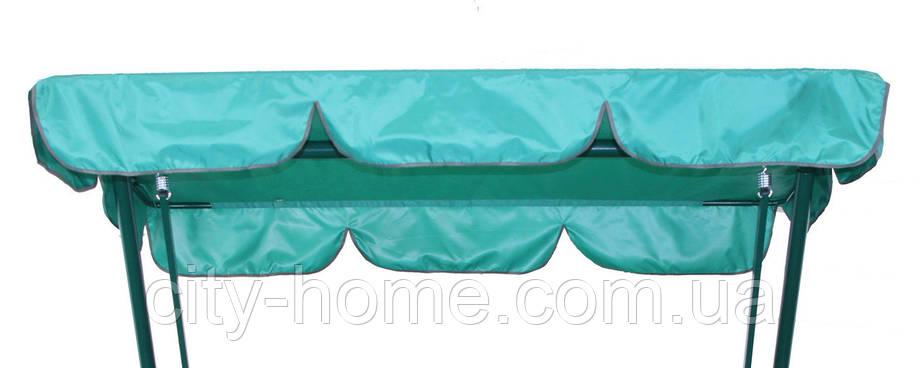 Тент для садовых качелей 203 х 160 см без москитной сетки (007), фото 2