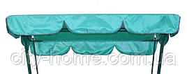 Тент для садовых качелей 202 х 127 см без москитной сетки (015)