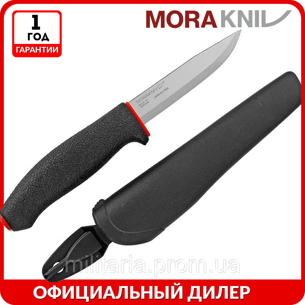 Нож Morakniv 711 | туристический нож mora | мора Allround 711 | Made in Sweden - Carbon Steel (11481)