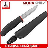 Нож Morakniv 711 | туристический нож mora | мора Allround 711 | Made in Sweden - Carbon Steel (11481)