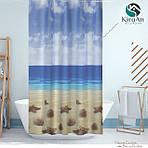 Штора для душа Jackline,Tropik Home (Дизайнерские расцветки) 180х200 см