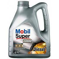 Моторное масло MOBIL DIESEL SUPER 3000 5w40 152062