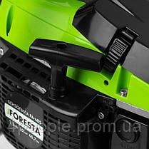 Бензопила цепная Foresta FA-48S + Пильная шина + Цепь + 2 масла|СКИДКА ДО 10%|ЗВОНИТЕ, фото 3