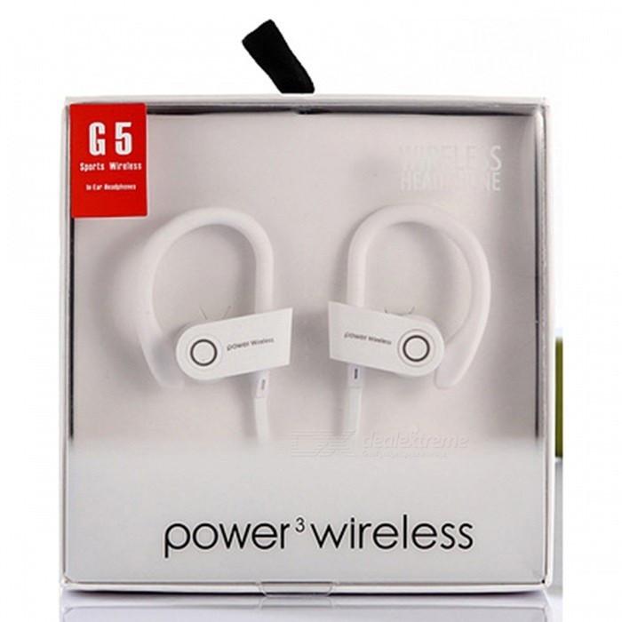 Bluetooth наушники G5 Dr. DRE (спортивные)
