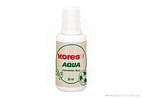 Коректор кисть Kores K69101 водный AQUA