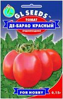 Семена томат Де-барао красный  60-70г, Н=2,5-3м