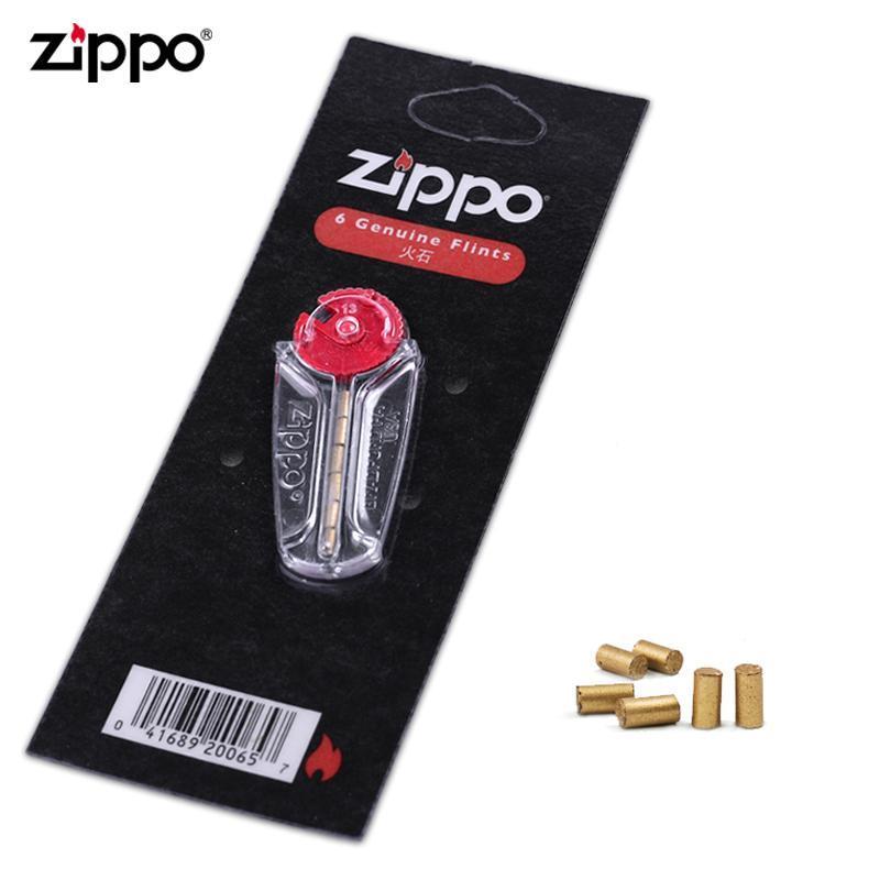 Оригинальные кремни Zippo.