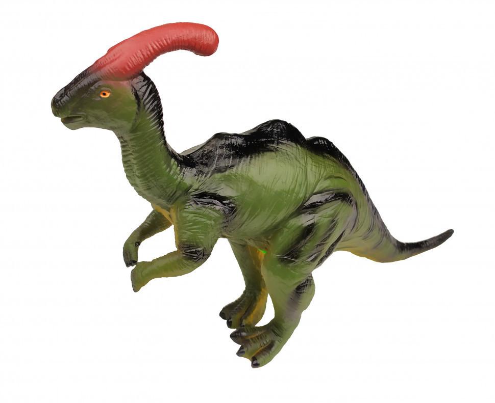 Динозавр JZD-76 (Паразавролофус)
